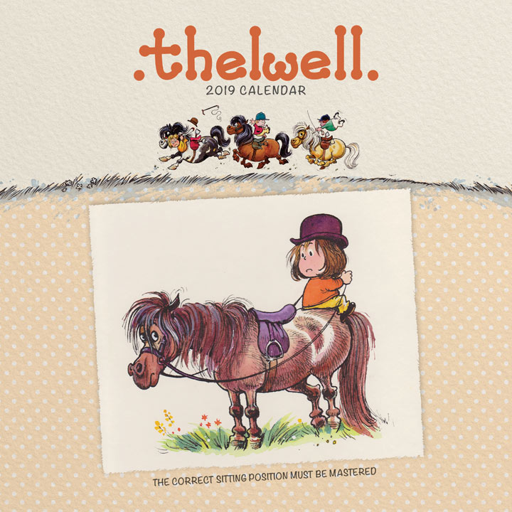 Wall Calendar - Thelwell