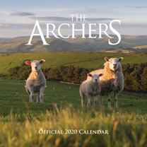 Wall Calendar - The Archers