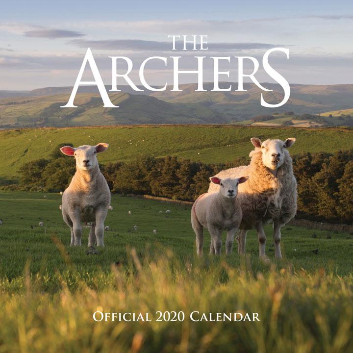 Wall Calendar - The Archers