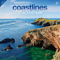 Wall Calendar - Coastlines of Britain