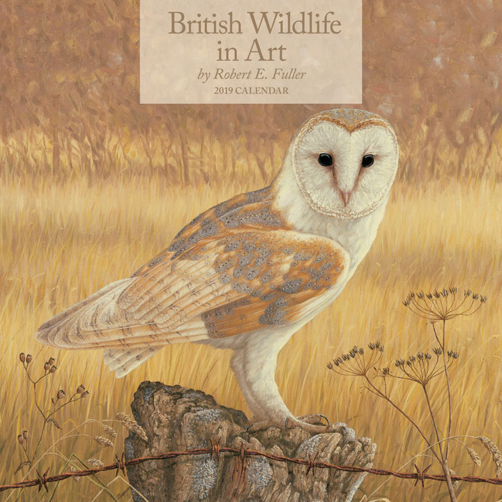 Wall Calendar - British Wildlife