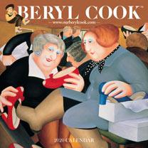 Wall Calendar - Beryl Cook