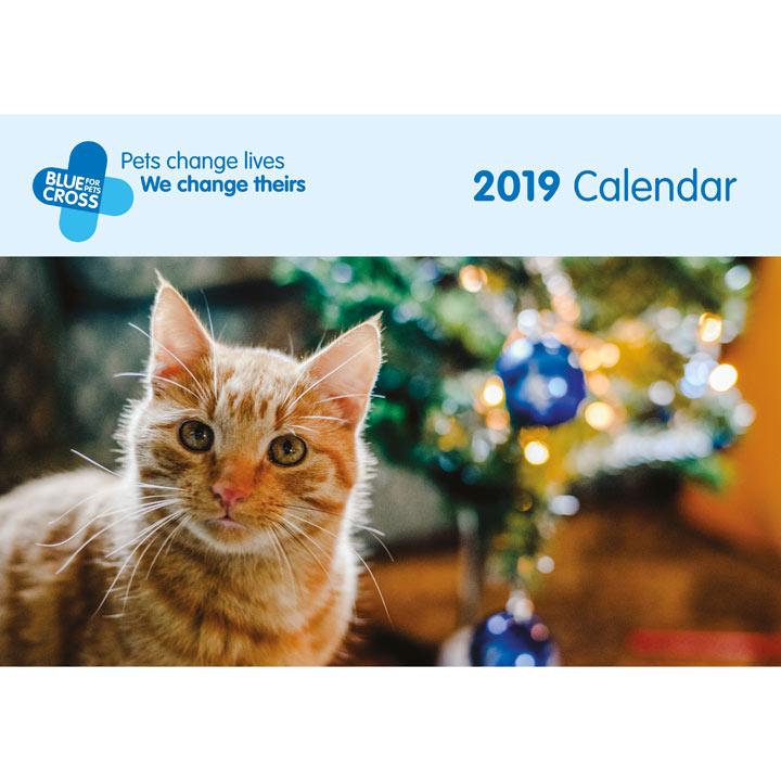 Blue Cross 2019 Calendar