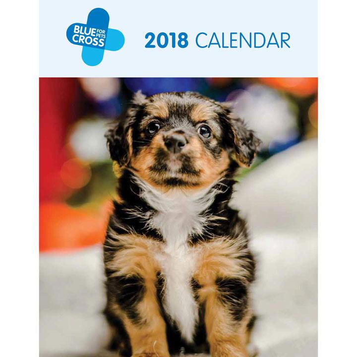 Blue Cross 2018 Calendar