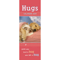 Hugs Slim calendar