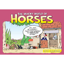 Calendar - The Wacky World of Horses