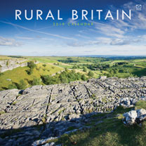 Wall Calendar - Rural Britain