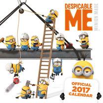 Minions Wall Calendar