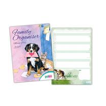 PDSA Family Organiser Calendar