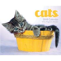 Desk Calendar - Cats