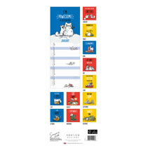 Slimline Calendar - Simon's Cat