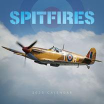 Wall Calendar - Spitfires