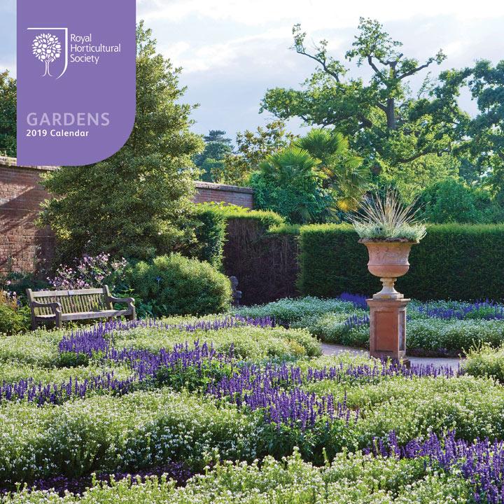 Wall Calendar - RHS Garden