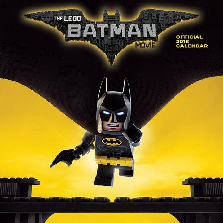 Wall Calender - Lego Batman