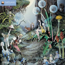 Wall Calendar - Fairies