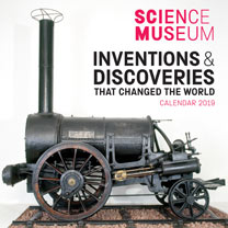Wall Calendar - Science Museum