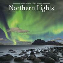 Wall Calendar - Northern Lights