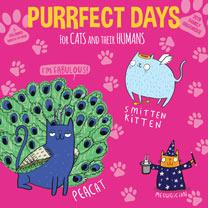 Purrfect Days Family Organiser