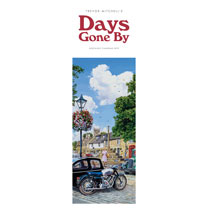 Days Gone By Slimline 2019 Calendar