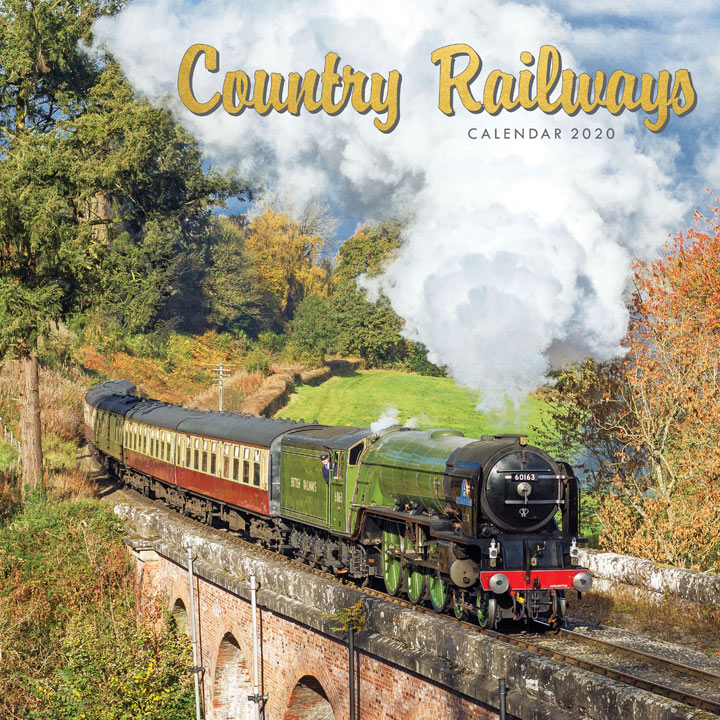 Wiro Calendar - Country Railways