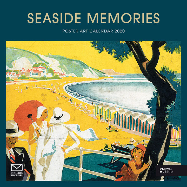 Wiro Calendar - Seaside Memories