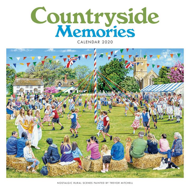 Wiro Calendar - Countryside Memories