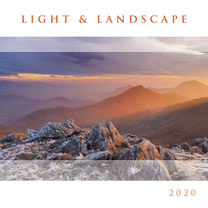 Light & Landscape Wall Calendar