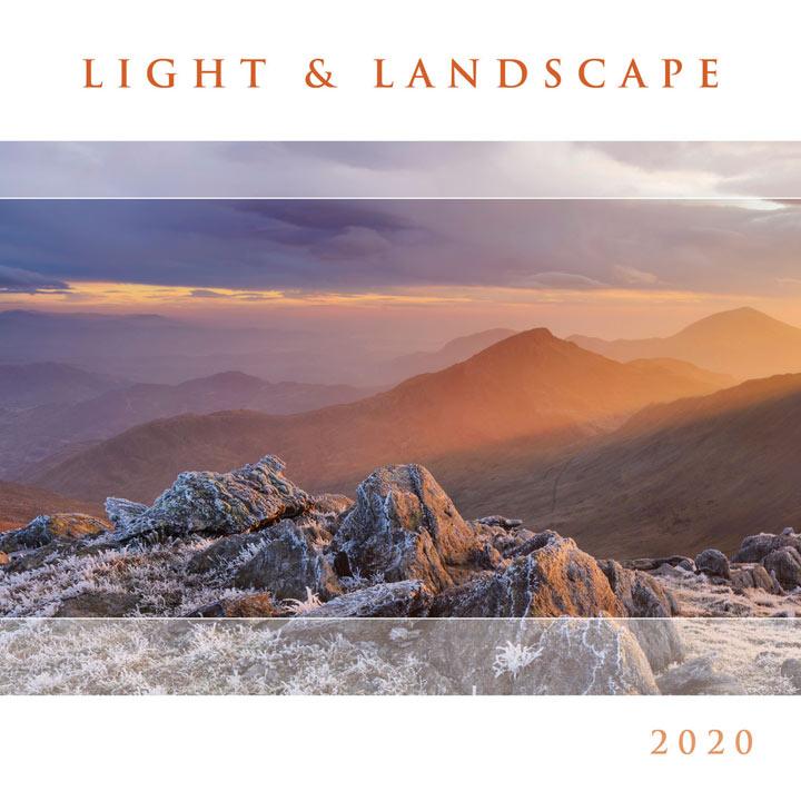 Light & Landscape Wall Calendar