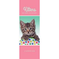 Kittens Slimline Calendar