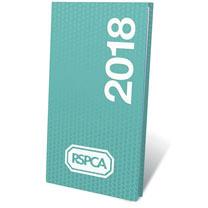 RSPCA Kingfisher Senator Blue Diary