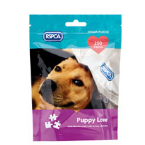 RSPCA Pouch Jigsaw Puzzle - Puppy Love