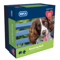 RSPCA Jigsaw Puzzle - Bouncing Back