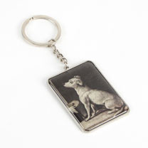 RSPCA Keyring - Dog