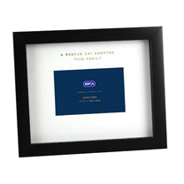 RSPCA Memorial Frame - Cat