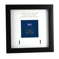 Memorial Frame Collar