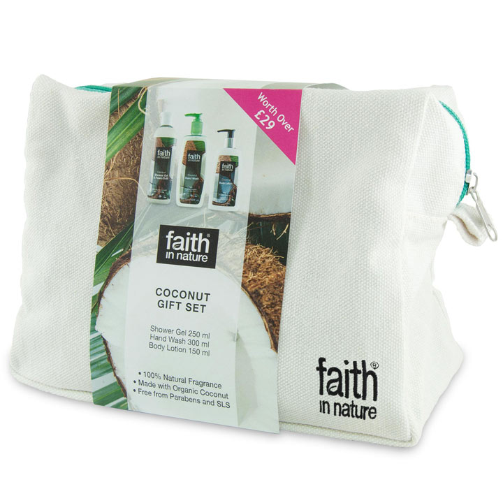 Faith in Nature - Coconut Wash Bag