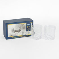 RSPCA Whisky Glasses