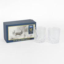 RSPCA Whisky Glasses