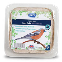RSPCA Suet - Cake with Berries