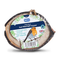 RSPCA Half Coconut