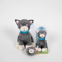 "Soft Toy 7"" - Ruby Kitten"