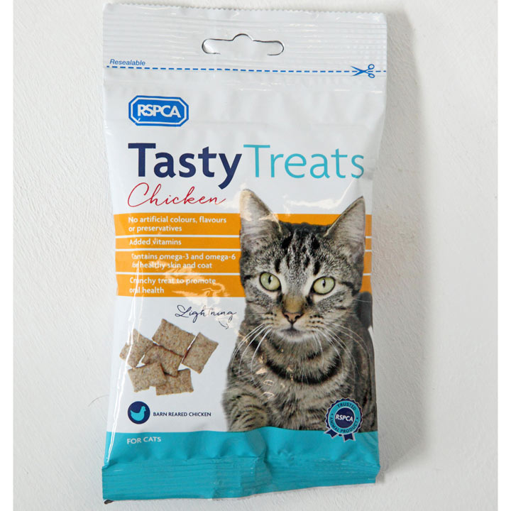 Tasty Treats for Cats