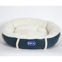 Snuggle Bed - Blue