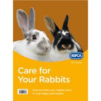 RSPCA Rabbits Book