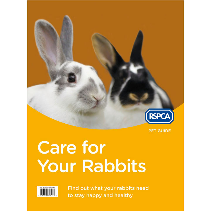 RSPCA Rabbits Book