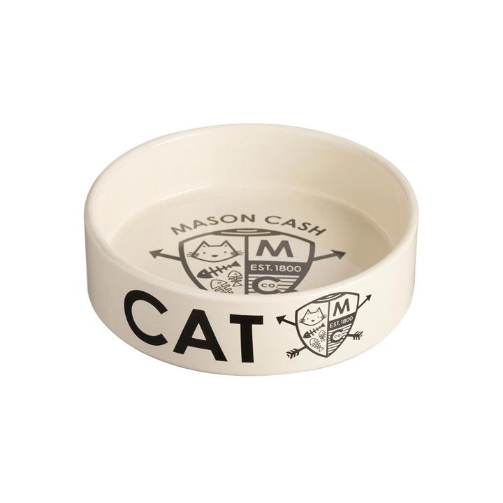 Coat of Arms - Cat Bowl