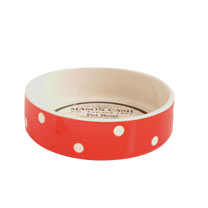 Cat Bowl - Red