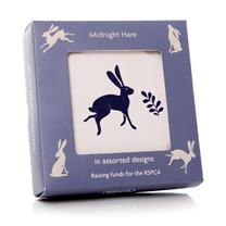 RSPCA Hare Coasters / Mugs