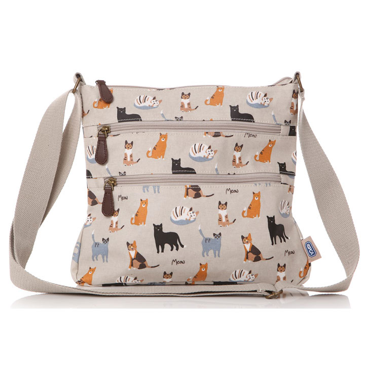 Rspca Meow Cat Sling Bag