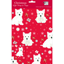 Westie Wrap and Tags